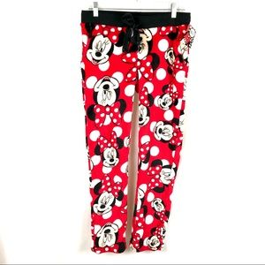 Disney Minnie Mouse fleece pajama pants